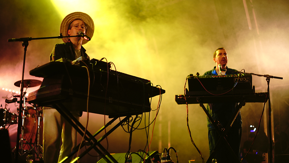 Hot Chip   /   Foto   Roger March