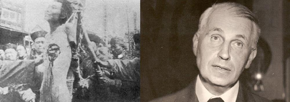 """""""El joven y seductor chino... """" / Georges Bataille"""