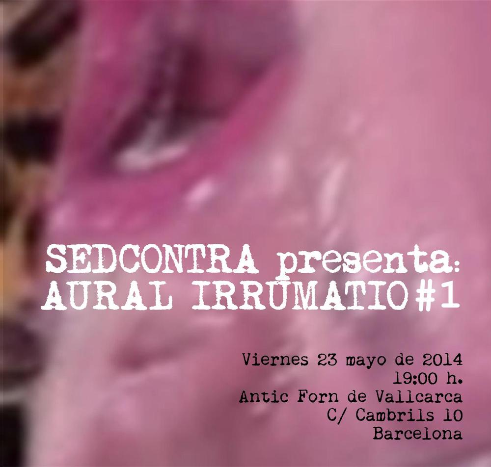 15 Cartel Aural Irrumatio#1