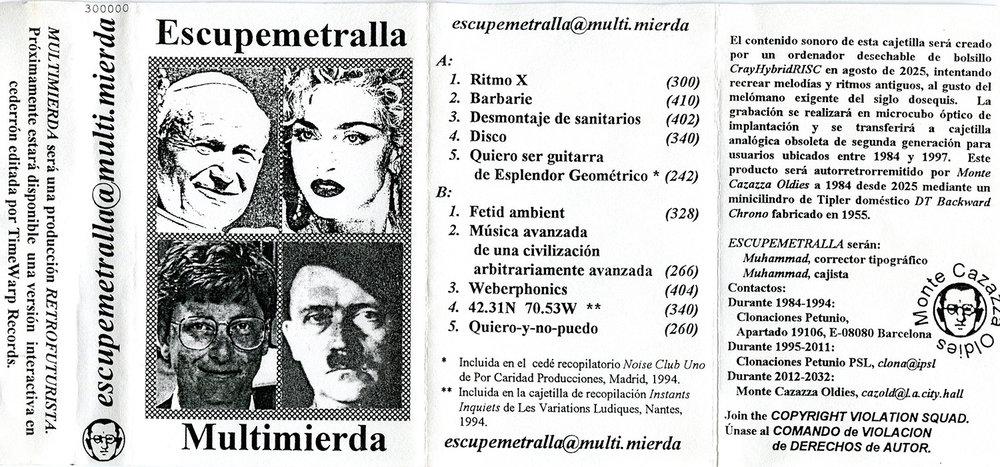 Multimierda , 1994