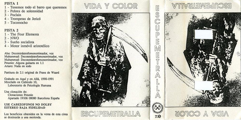 Vida y Color, 1991