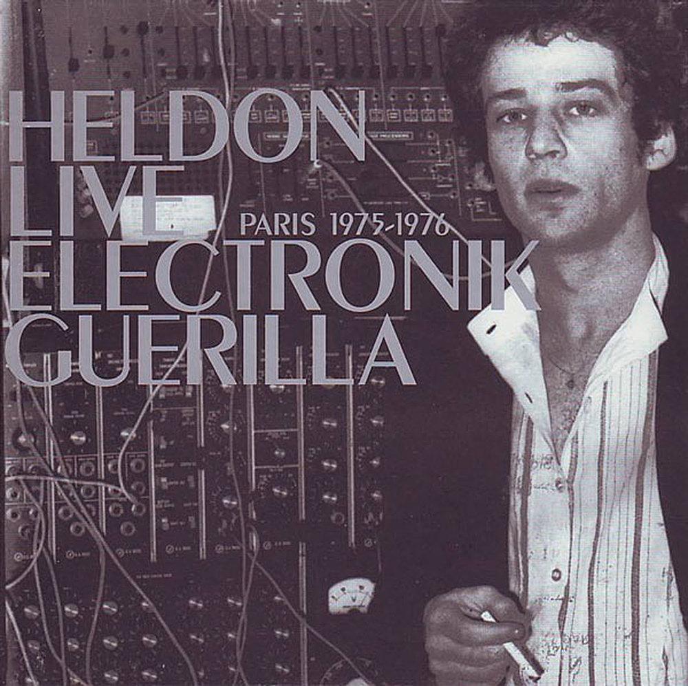 Heldon, Live Electronik Guerrilla