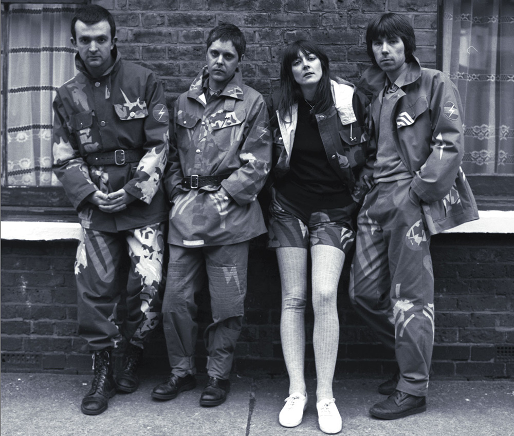 Throbbing Gristle 1978