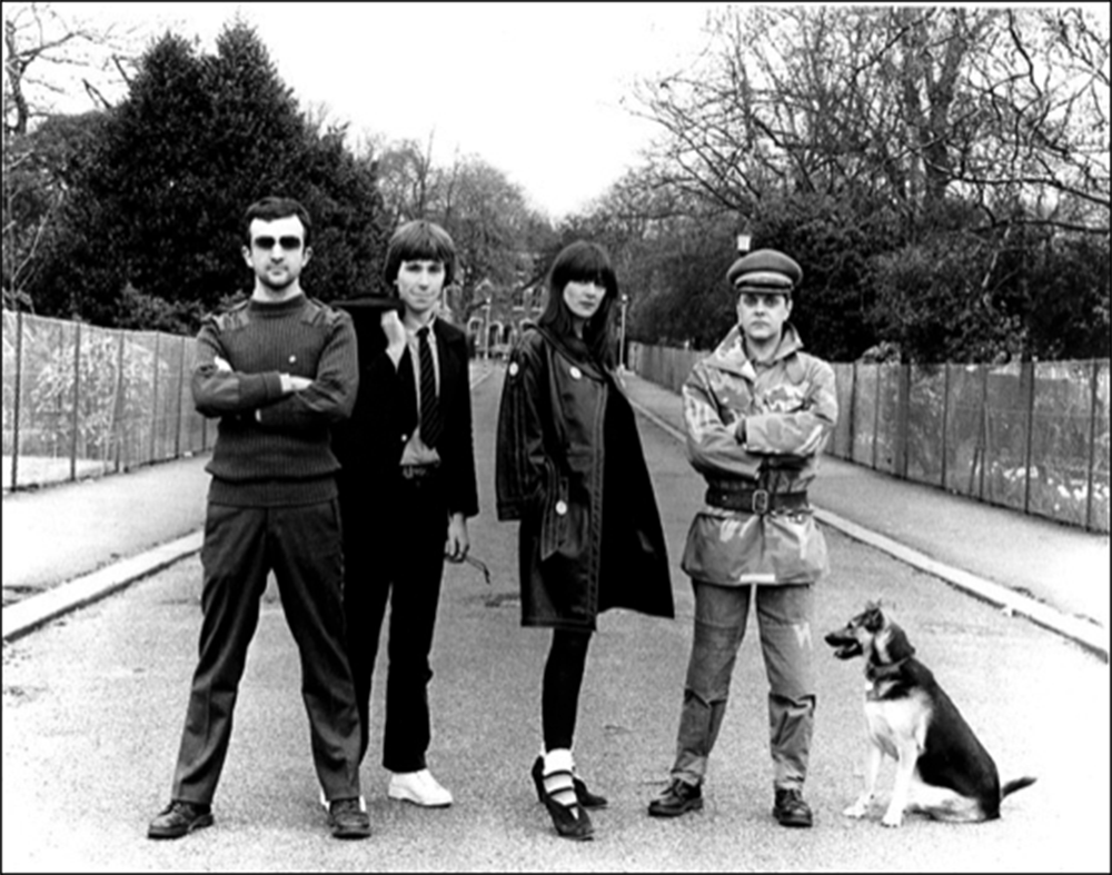 Throbbing Gristle 1981