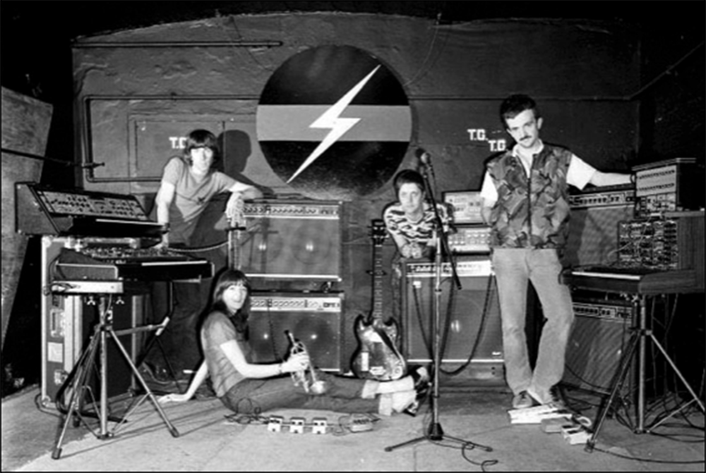 Throbbing Gristle 1980