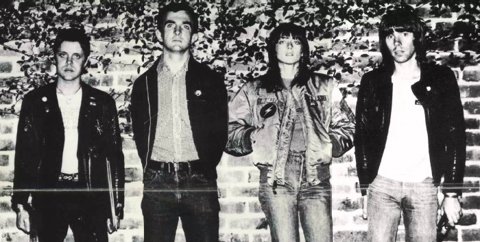 Throbbing Gristle 1979
