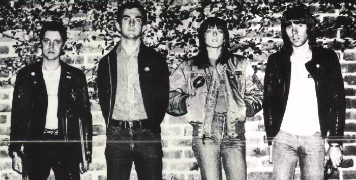 Throbbing Gristle 1979
