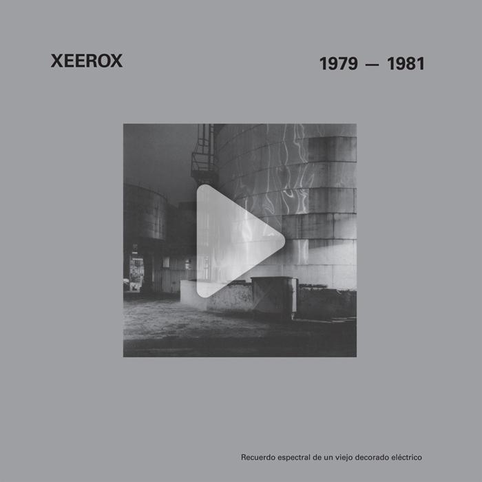 1979 - 1981 (Recuerdo Espectral De Un Viejo Decorado Eléctrico)