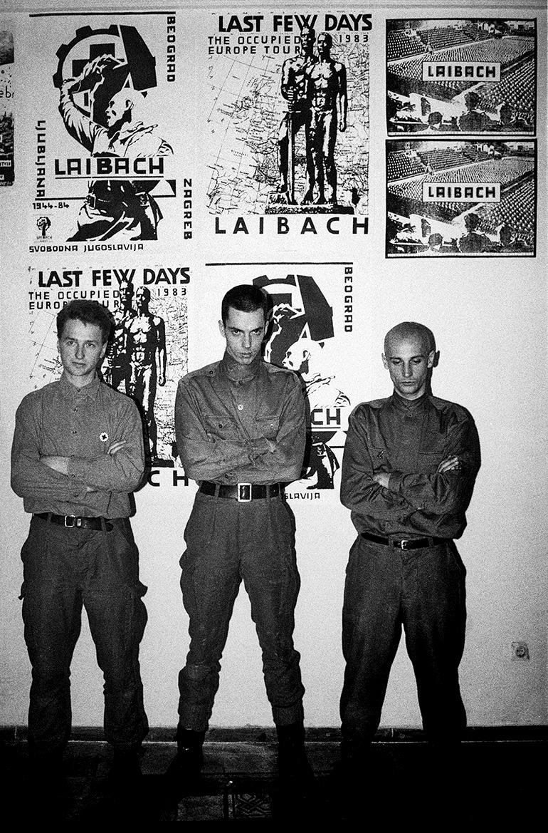 Laibach Selfzine