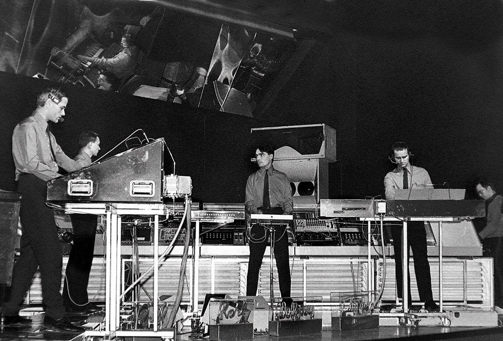Kraftwerk Selfzine