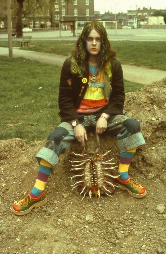 Genesis P-Orridge, 1974