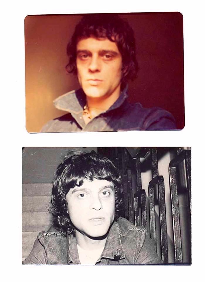 Jordi Valls, Londres, 1976 y 1977, fotos de Rogeli Vilà