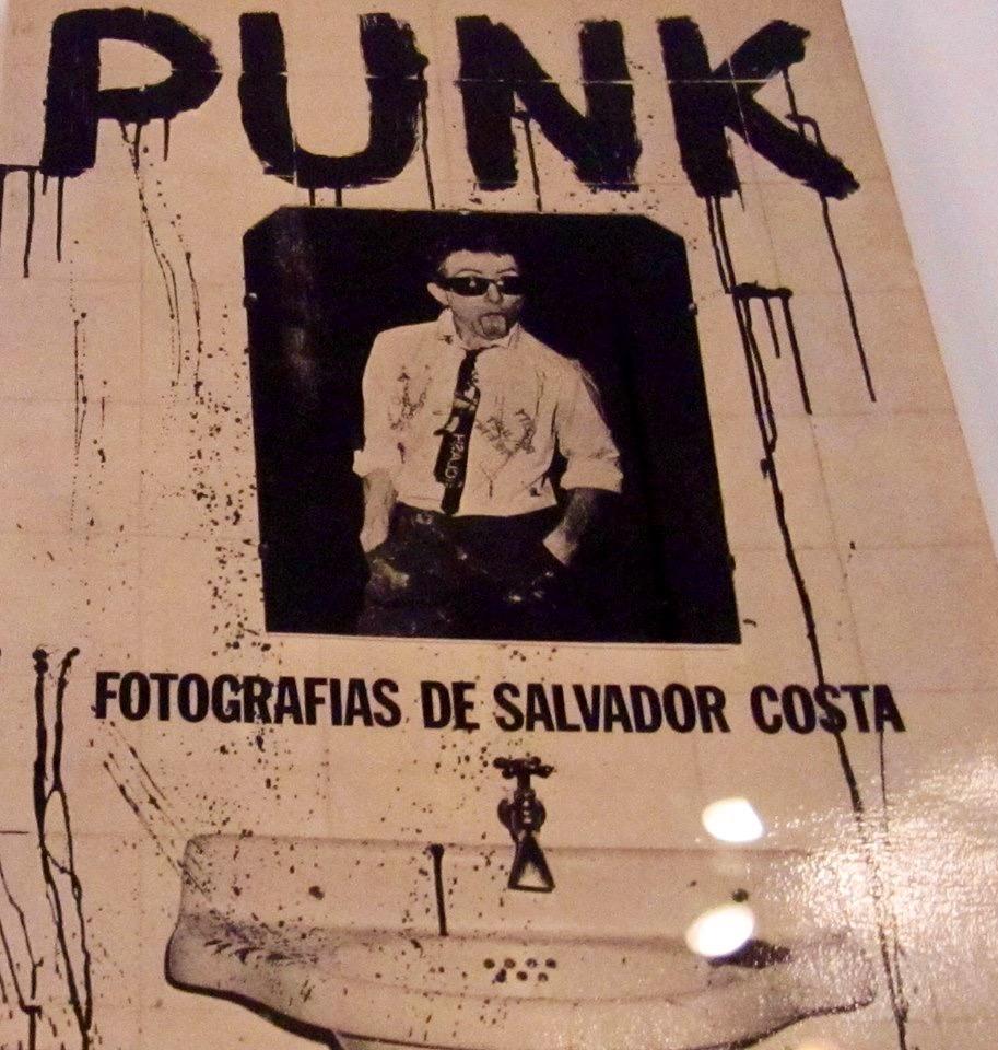 Libro 'Punk', 1978