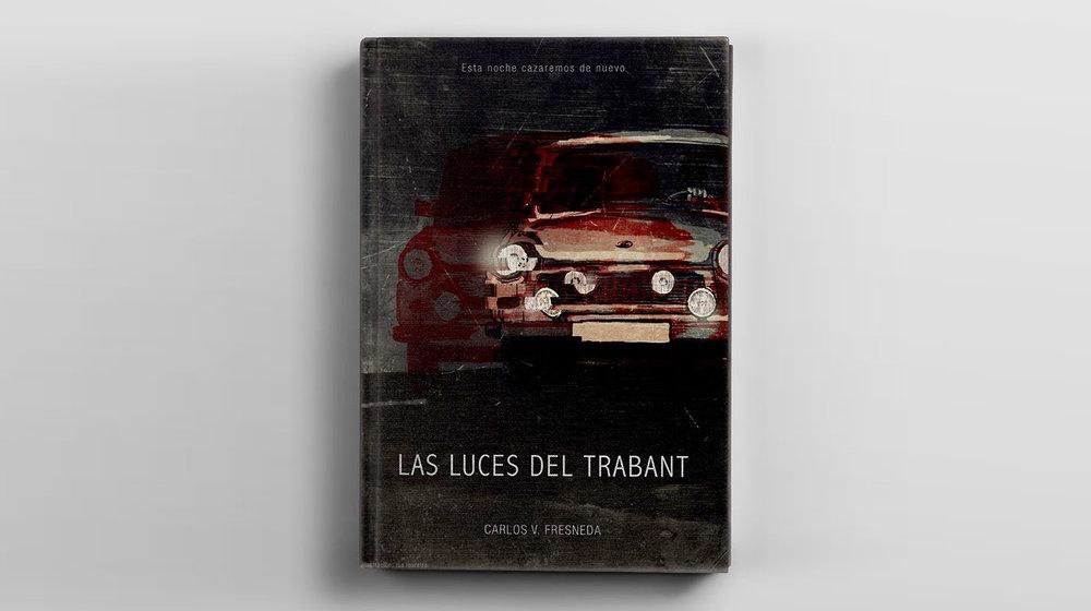 Las Luces del Trabant /    Ilustración y diseño Isa Loureiro