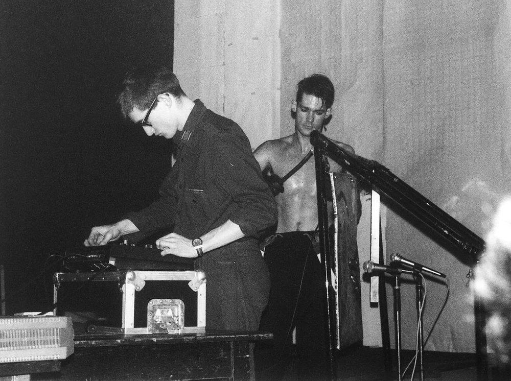 SPK, 1982