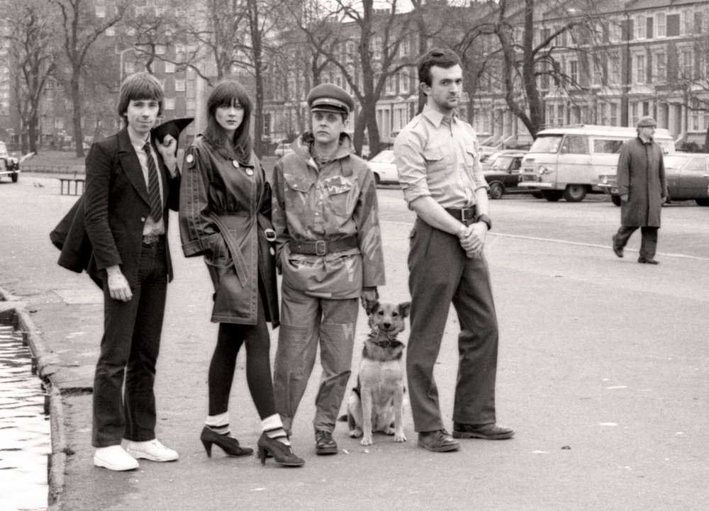 TG, 1980