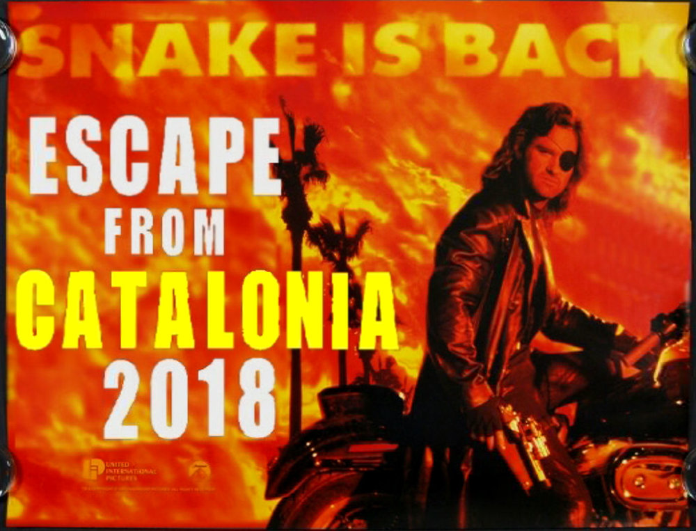 Escape from Catalonia 2018