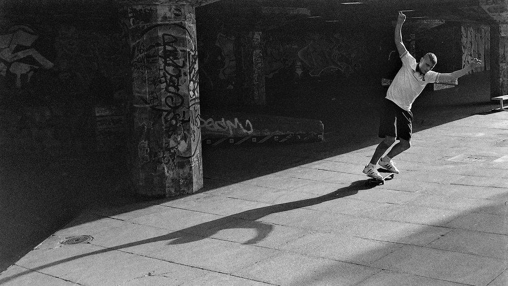 Skater, London, 2015