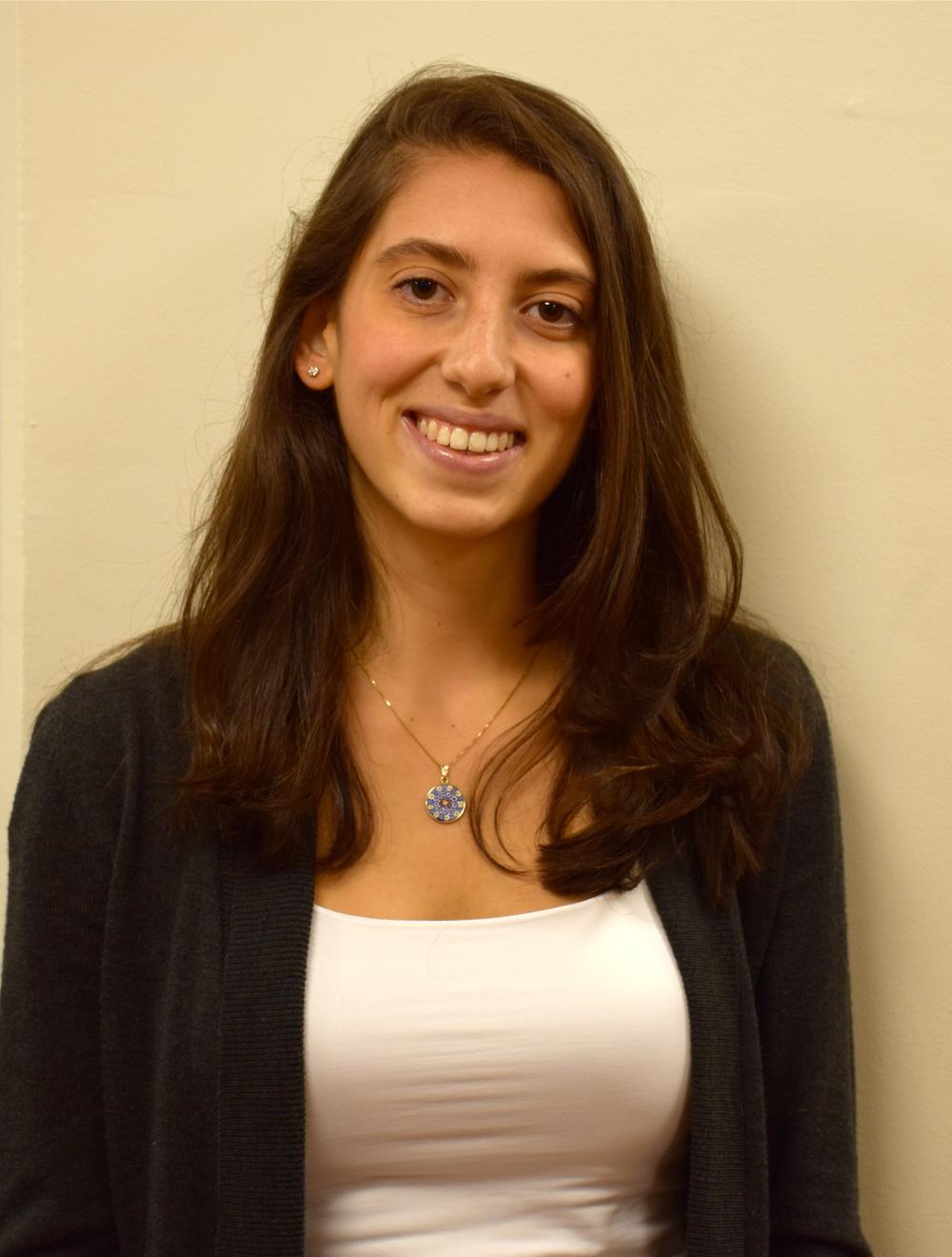 Dina Fanek | VP Finance