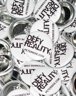 Defy Reality Button