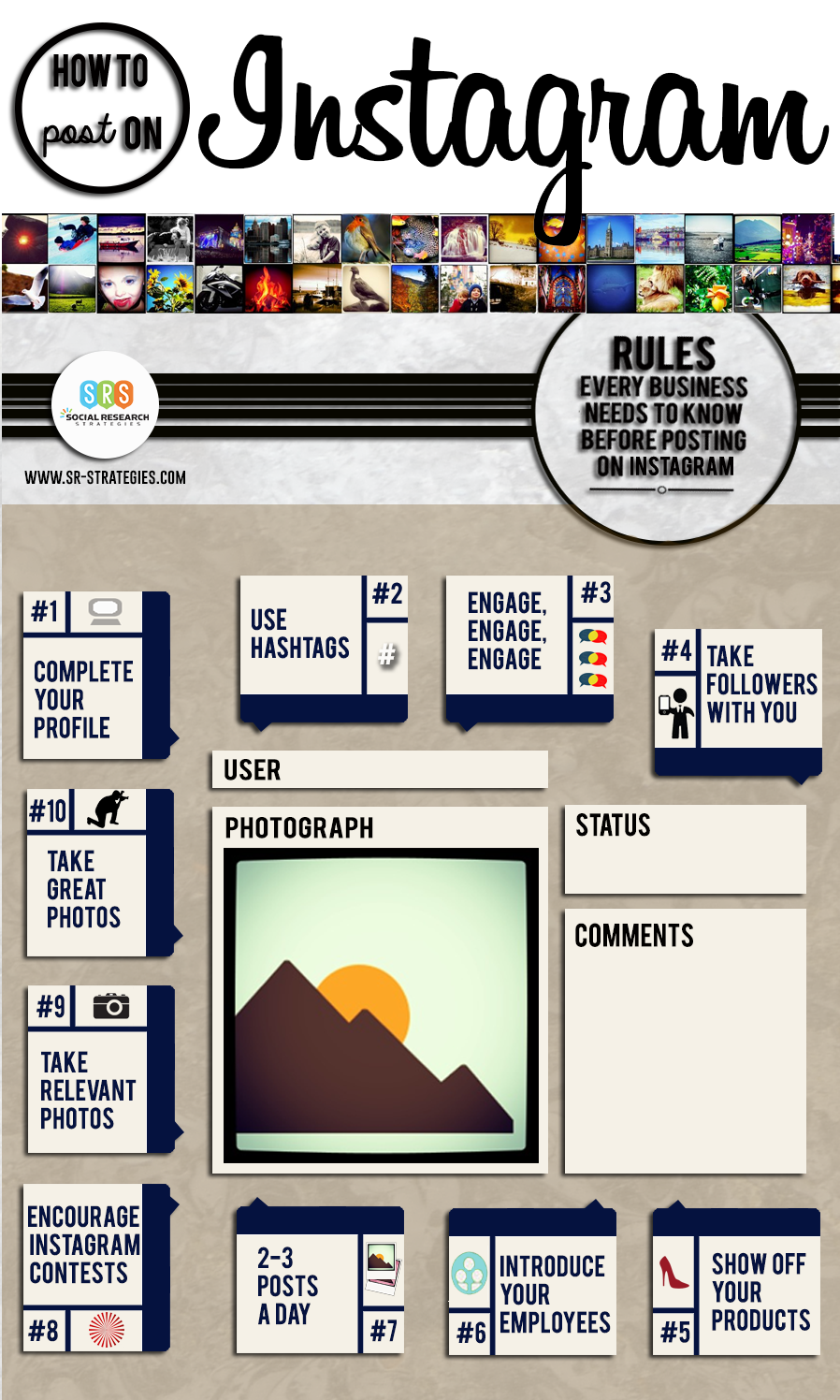 10 rules that every business needs to know before they post on Instagram