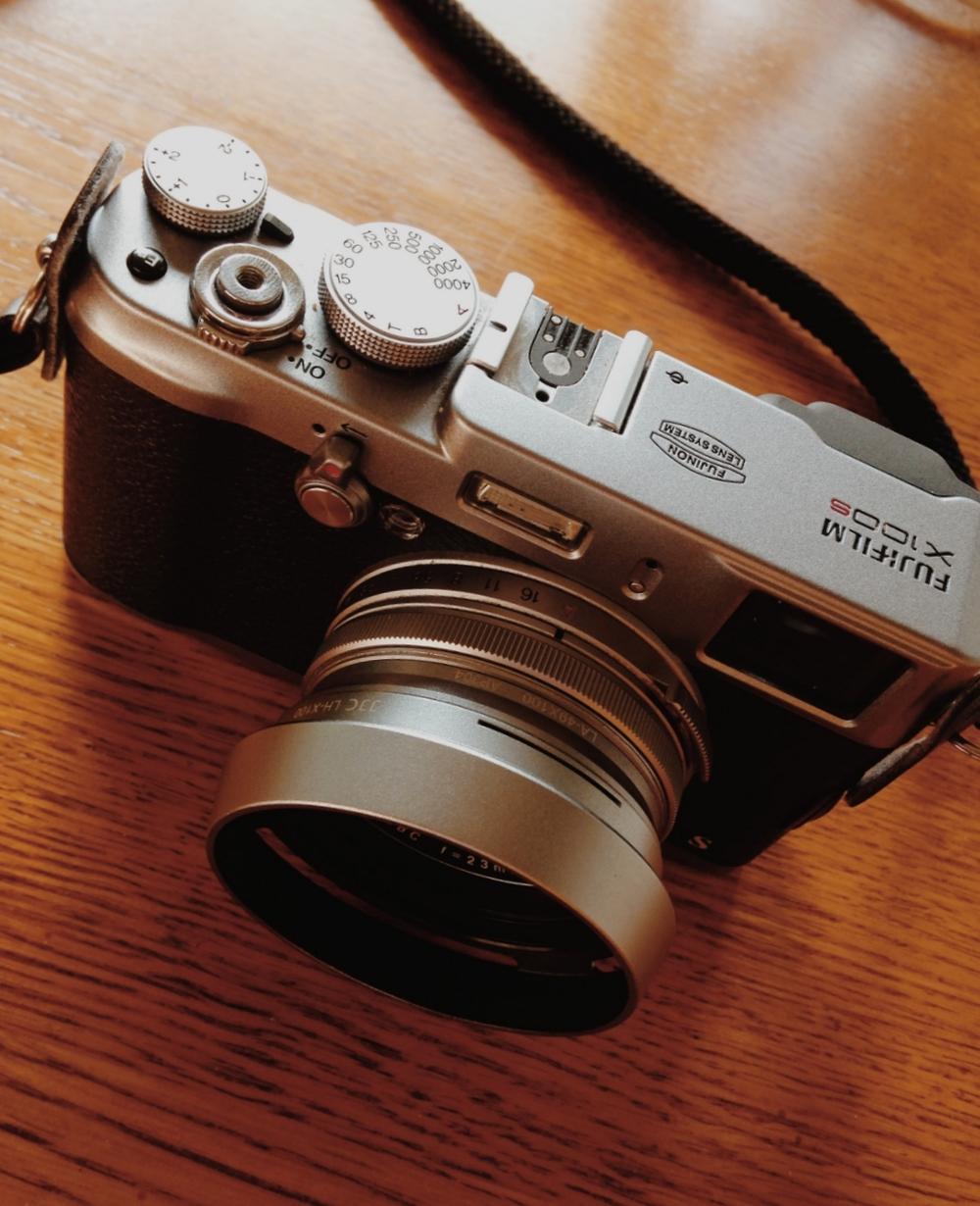 Fujifilm x-100s