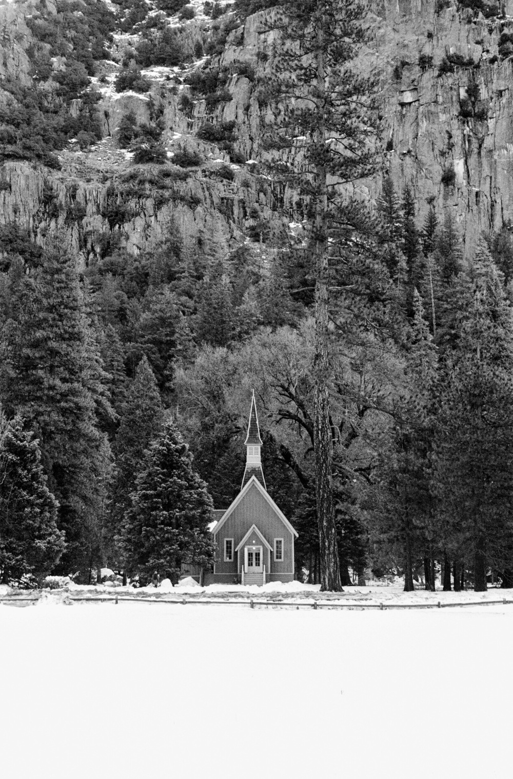 Yosemite Chapelp