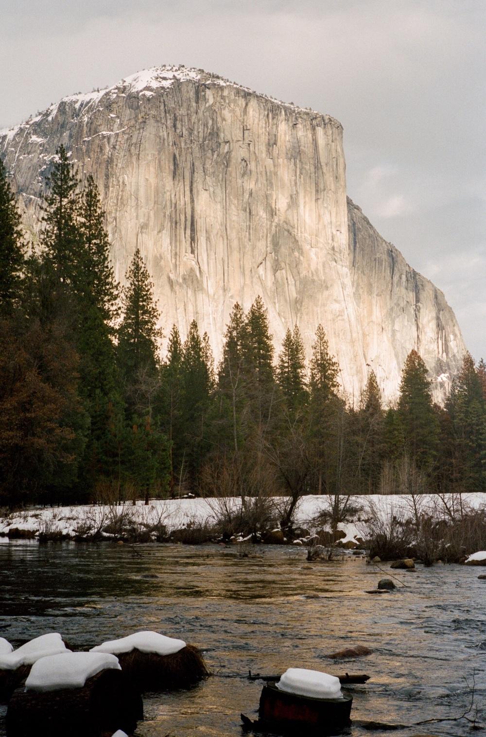 El Capitain, Yosemite Valley