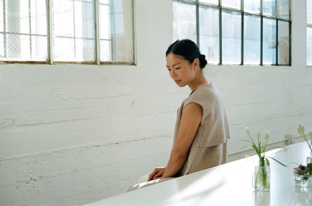 Jen Szeto at Everlane