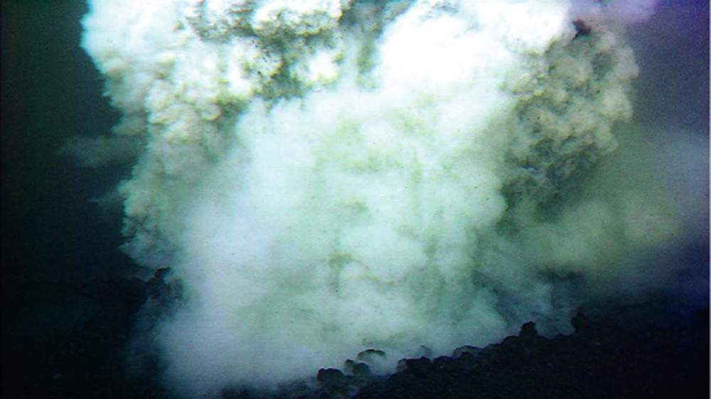 MARIANA JAPAN US UNDERSEA VOLCANO