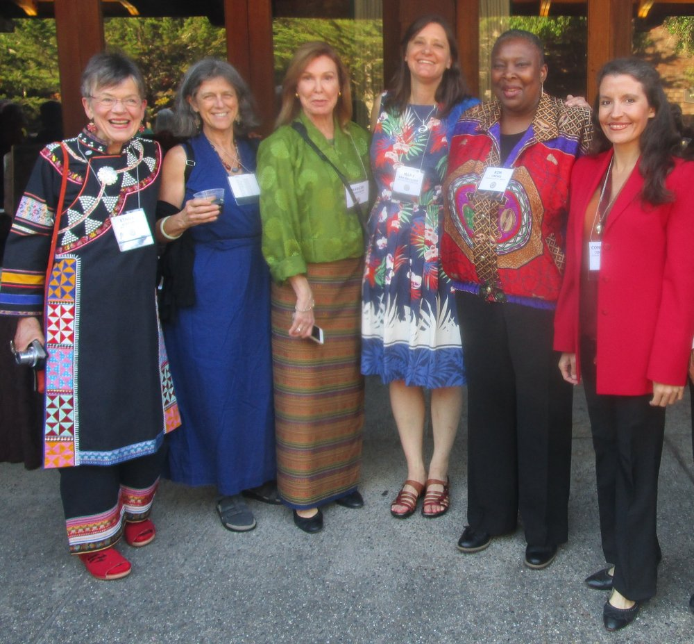Photo courtesy International Society of Woman Geographers