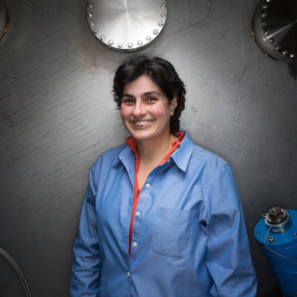 Nergis Mavalvala the Curtis and Kathleen Marble Professor of Astrophysics