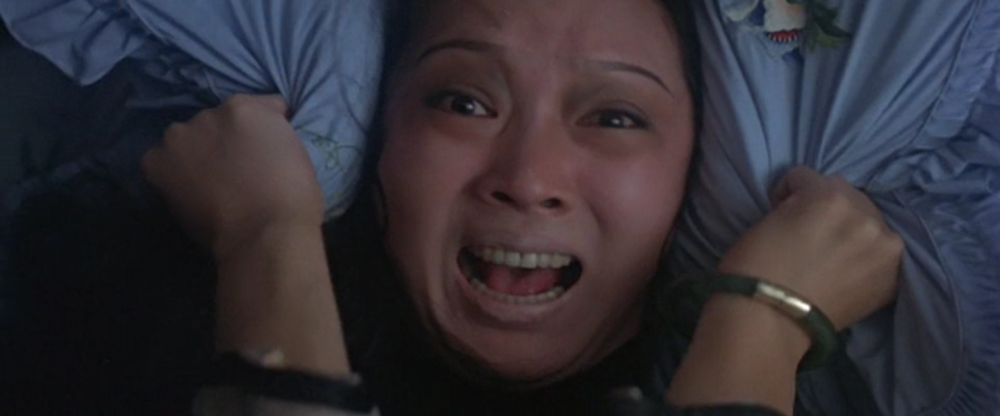 Waking up from a woeful nightmare to the harsh chill of reality - from Kuei Chih-Hung's HEX (1980)