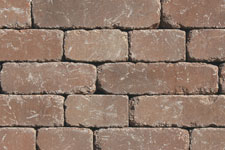 Desert Color. Rochester Lakeland and Riverland Block used for fireplaces, seatwalls, kitchens, fire pits and columns.