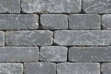 Bluestone Color. Rochester Lakeland and Riverland Block used for fireplaces, seatwalls, kitchens, fire pits and columns.