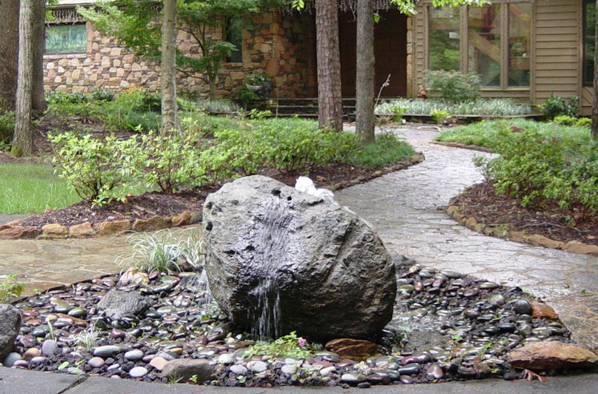 Omaha Boulders Looking For A Home Antiquity Outdoor
