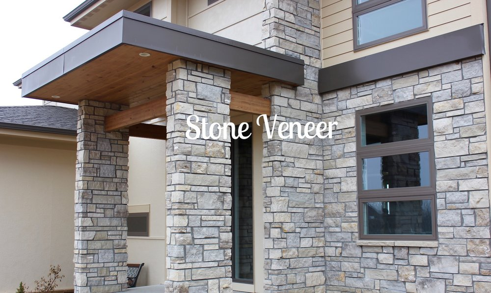 Check out our Full Line of Natural and Manufactured Stone Veneer