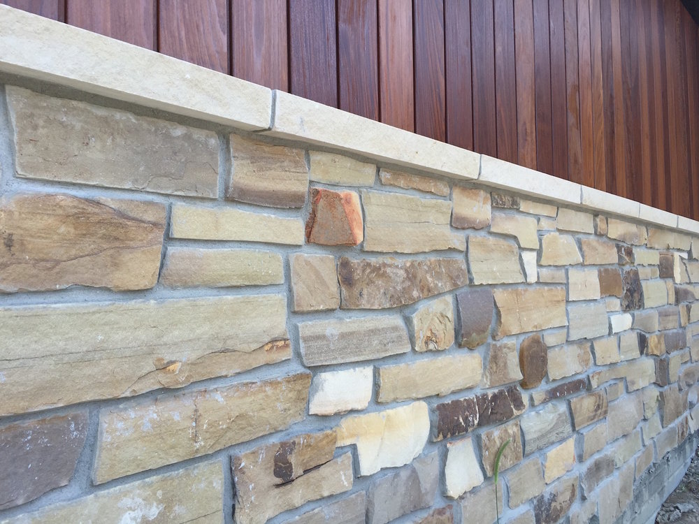Natural and Manufactured Stone Veneer