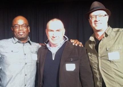 D'Wayne Edwards, Ken Barker, André Wolper