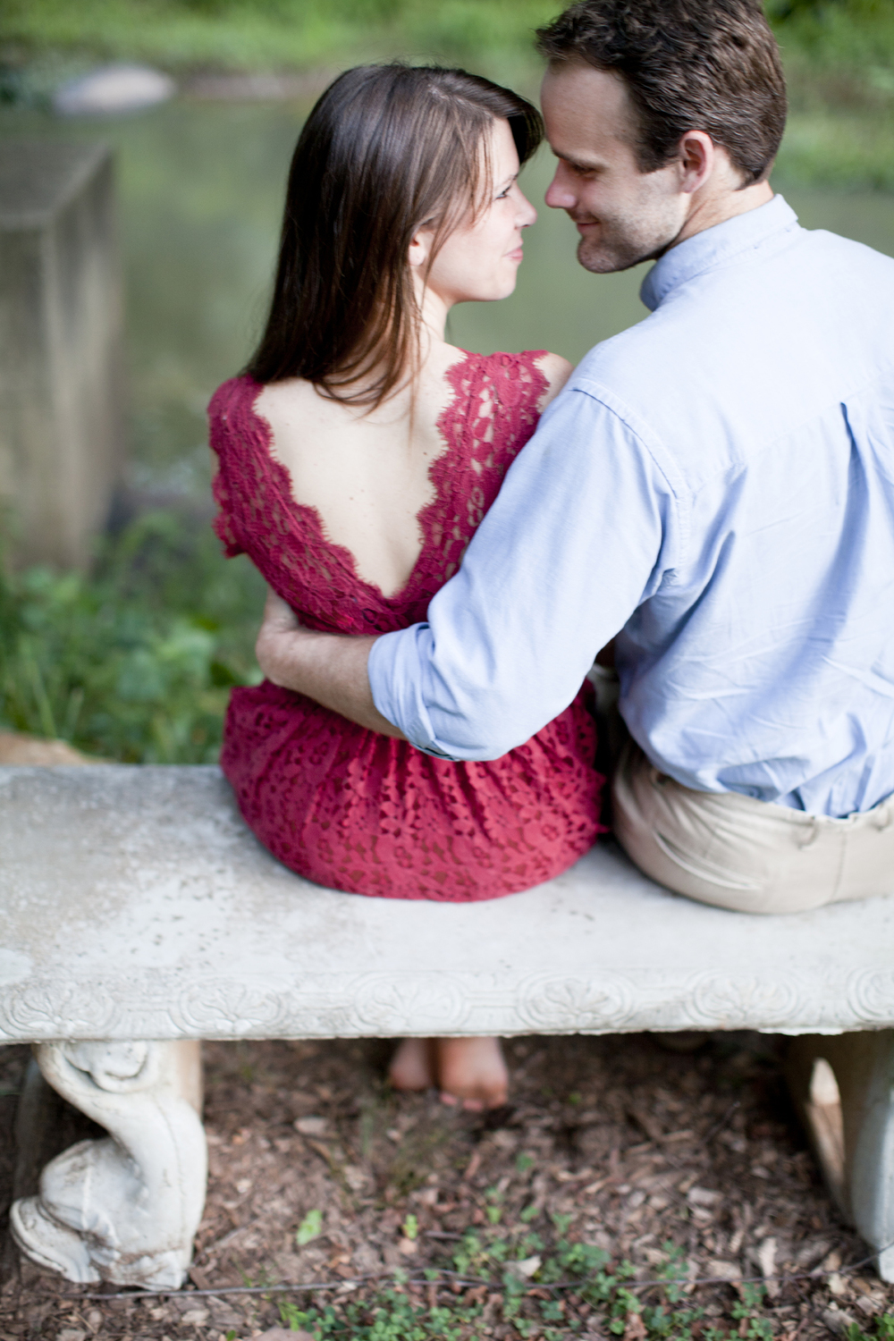Georgia River Bridge Engagement