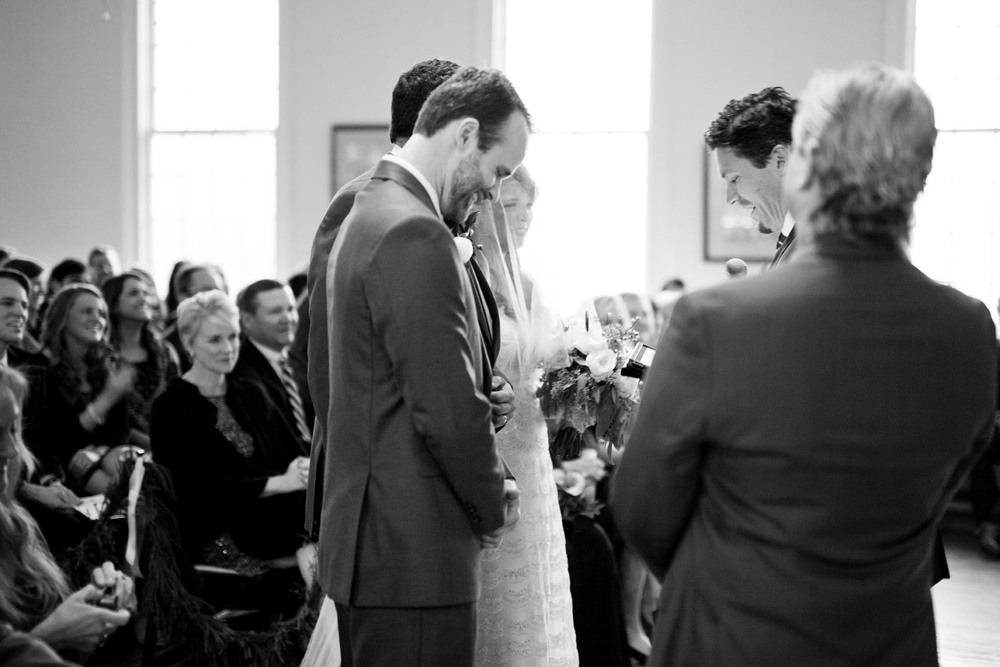Katie + Judge Wedding at 100-Year-Old Sanctuary in Watkinsville, Georgia, Letters + Light