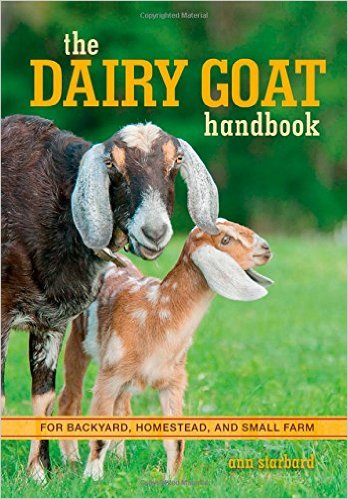 "Published Illustrations, Photos and instructional videos for  ""The Dairy Goat Handbook""  By  Ann Starbard"