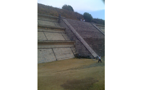 The Great Pyramid of Cholula, Puebla