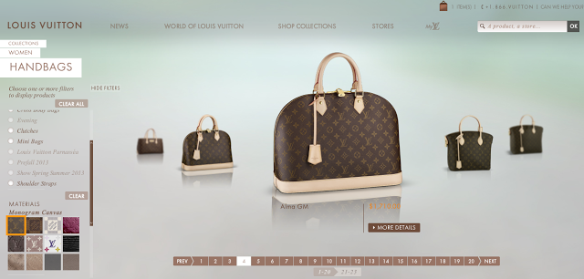 b127ac2fe38d LOUIS VUITTON S CANADIAN ONLINE STORE LAUNCHES WITH LOWER-THAN-AMERICAN  PRICES