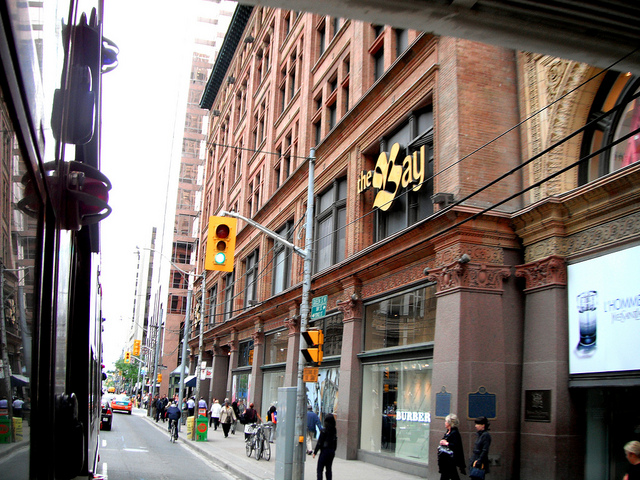 8192cb48d94b4c Queen Street Hudson s Bay to Expand Menswear and Women s Shoes