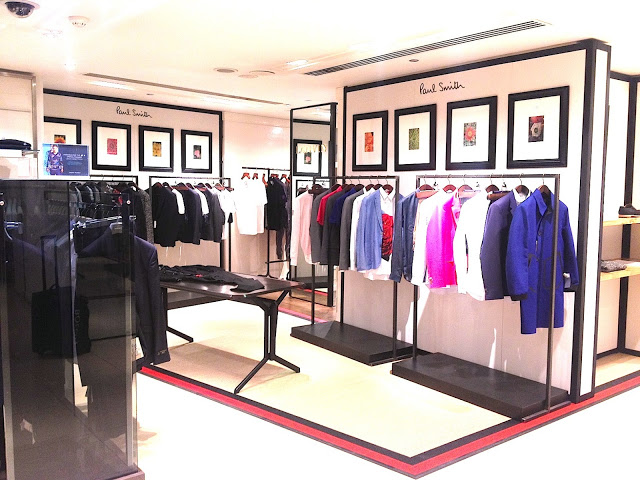9e93dcca6b5f PAUL SMITH TO OPEN ITS FIRST CANADIAN STORE IN TORONTO