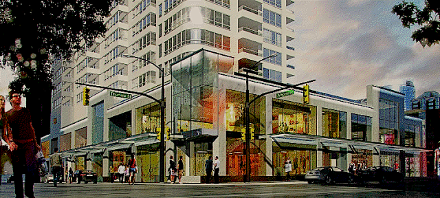 da9502121b30ce Rendering of renovated Carlyle Space