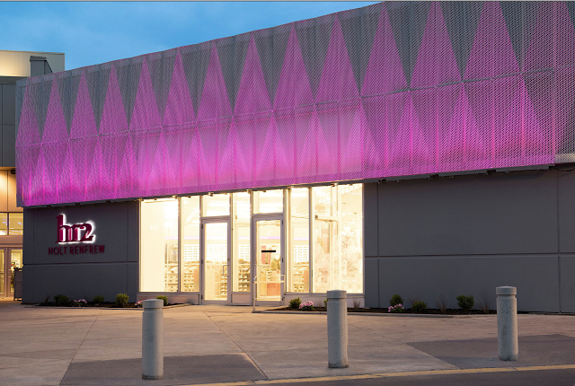 a2b7e35bec8 Holt Renfrew s off-price retailer hr2 opens its second Canadian location  this morning at Toronto-area outlet mall Vaughan Mills. The store is about  25