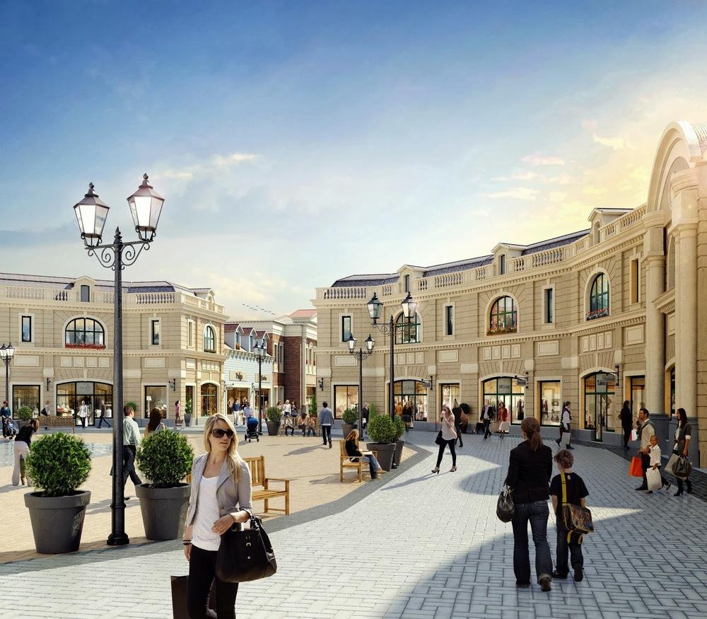 richmond bc british columbia 39 s first luxury designer outlet centre
