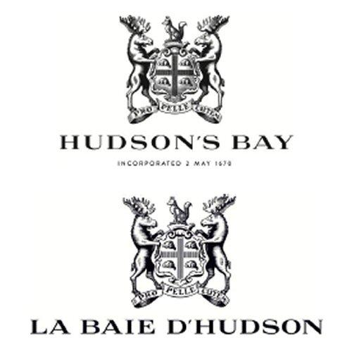 Hudson Bay Logo.Hudson S Bay Finally Formally Launches New Logo